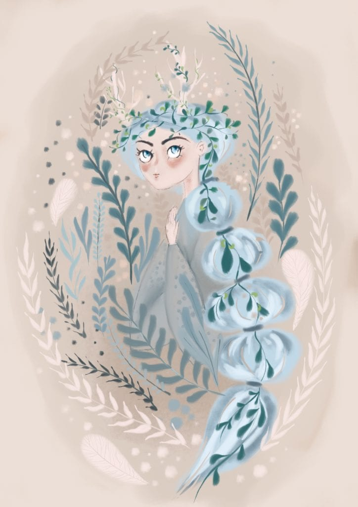 Ilustracja od polskiej marki MashTo