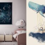 Plakaty do pokoju dziecięcego MashTo