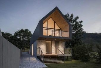 Ograniczenia podsuwają najciekawsze pomysły – 3XB Architekci