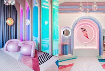 Patricia Bustos i retro-futurystyczna garderoba