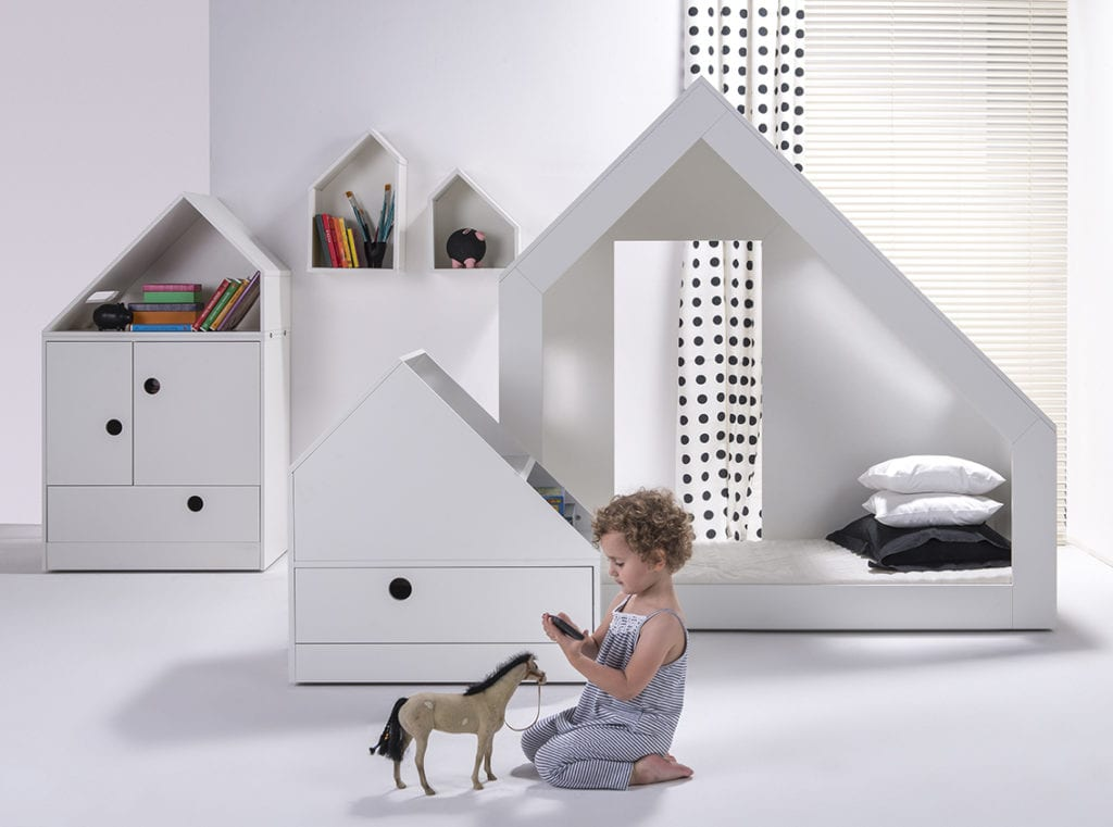 Marka HookPook i ładne meble dla dzieci
