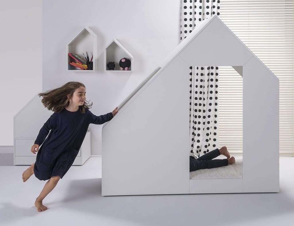 Piękne i praktyczne meble dziecięce marki HookPook