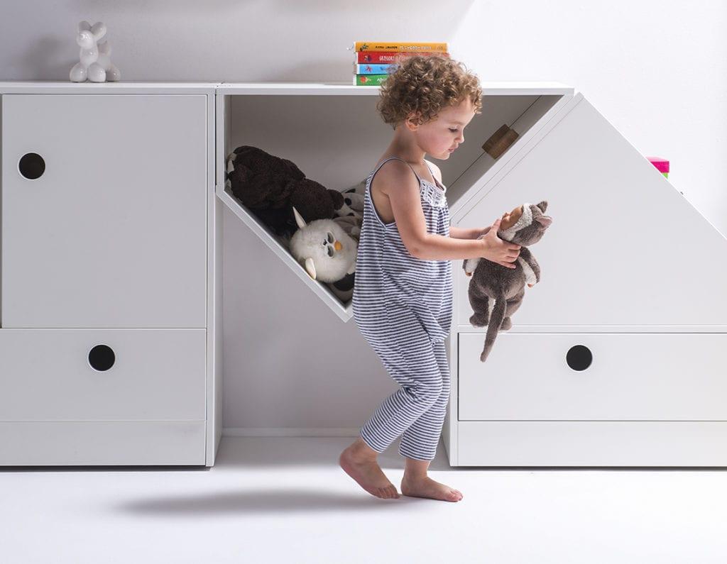 Marka HookPook i solidne meble dla dzieci