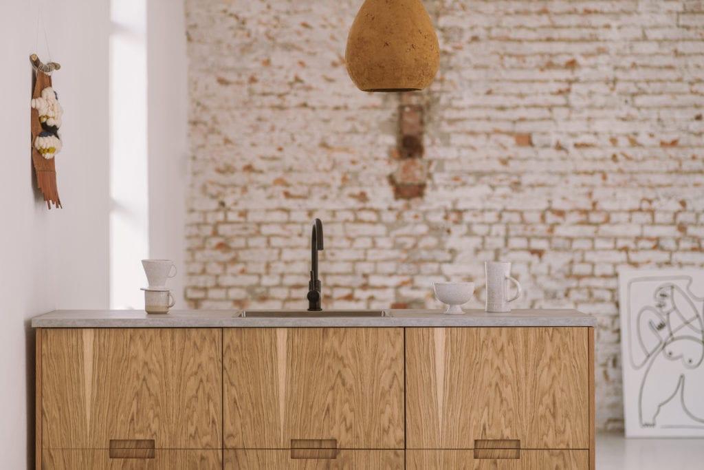 Jasne fronty do systemu METOD IKEA od marki FRØPT - kolekcja Norwegian Wood