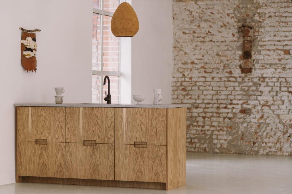 Drewniane fronty do systemu METOD IKEA od marki FRØPT - kolekcja Norwegian Wood