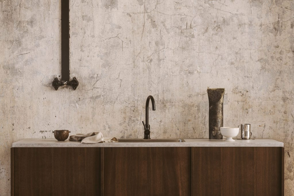 Orzechowe fronty do systemu METOD IKEA od marki FRØPT - kolekcja Norwegian Wood