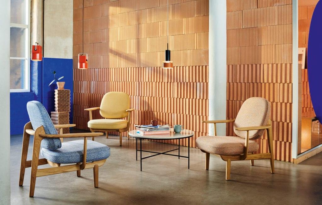 Krzesło projektu Jamie Hayona
