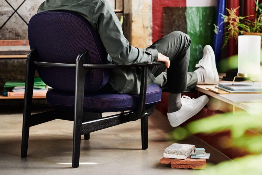 JH97 Lounge Chair Fritz Hansen - Jamie Hayon