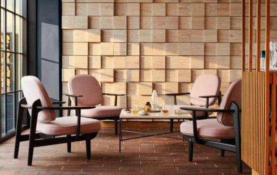 Lounge Chair JH97 – Jaime Hayon i marka Fritz Hansen