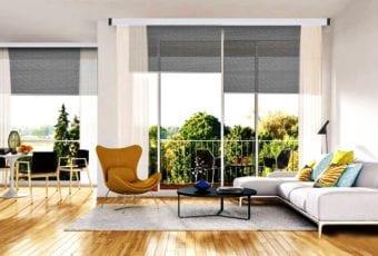 Trendy i inspiracje w aranżacji dekoracji okiennych