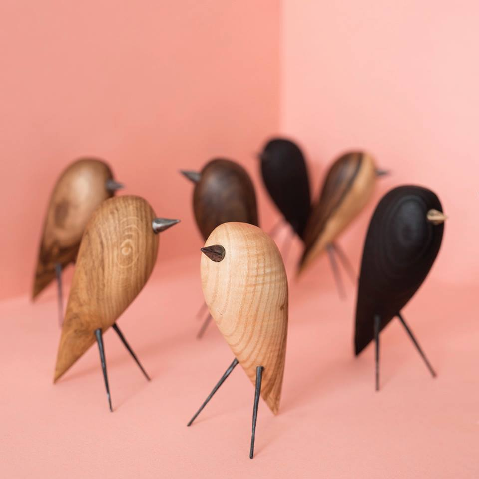 Propozycja prezentu na dzień matki - ptaki od Kuźnia Skały