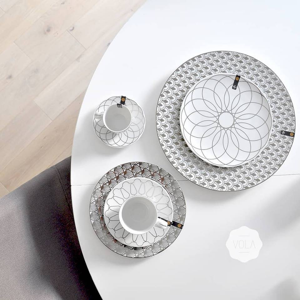 Propozycja prezentu na dzień matki - porcelana od Vola art of deco