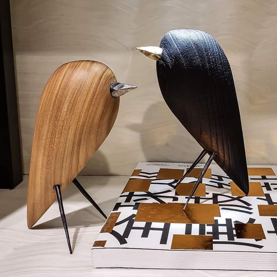 Propozycja prezentu na dzień matki - drewniane dekoracje od Kuźnia Skały