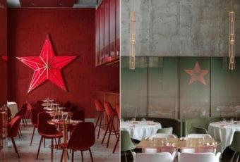 Restauracja Pink Mama projektu Harry'ego Nurieva