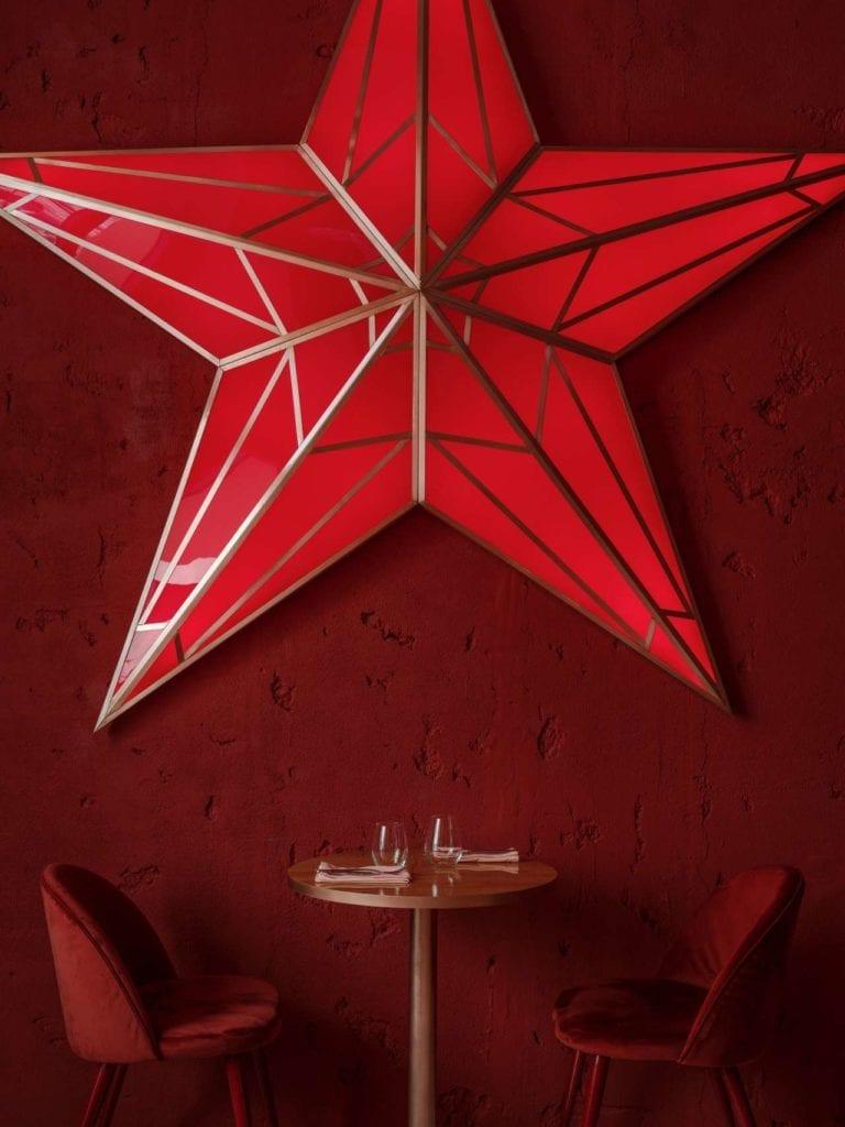 Restauracja Pink Mama projektu Harry'ego Nuriev'a