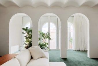 Pracownia PMAA i prywatny penthouse w Barcelonie