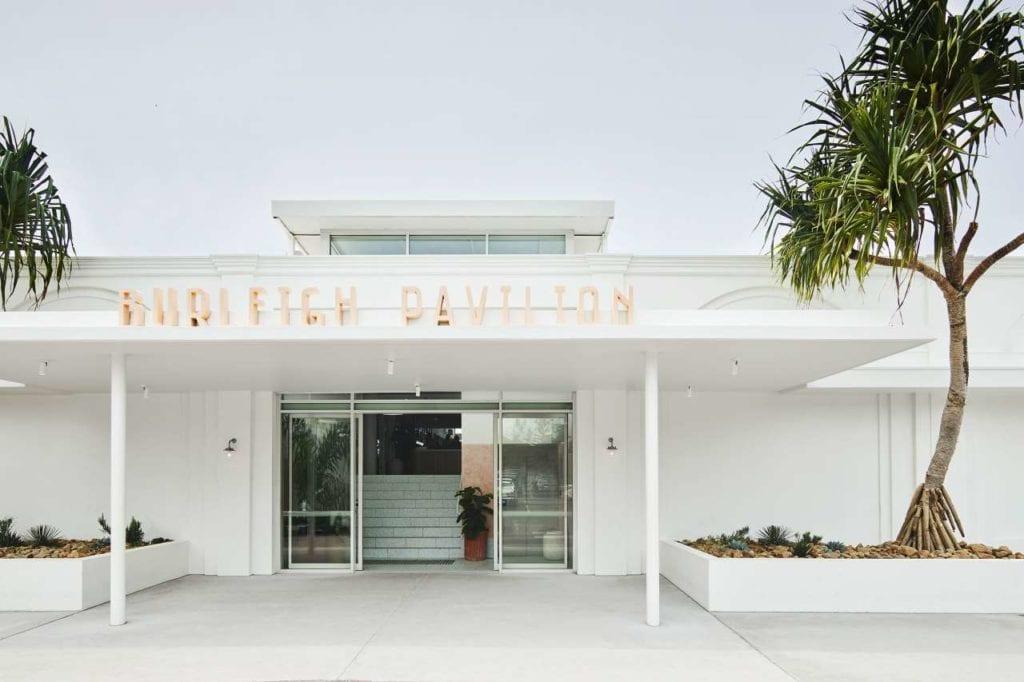 Burleigh Pavilion na australijskim Gold Coast