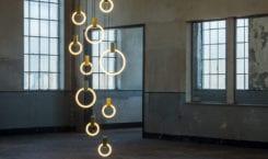 Światło według Matthew McCormicka – nowe lampy Mesmetric Atelier
