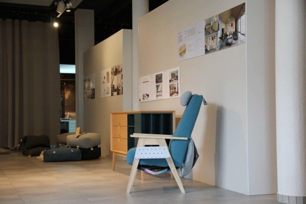 Fotel POCKET - Dobry Tydzień Projektanta - Noc z designem - Galeria Wnętrz Domar