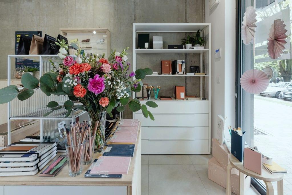 Nowy designerski punkt – NOTEKA projektu Marta Ogrodowczyk Studio