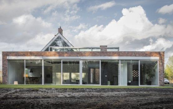Rudy Dom projektu pracowni architektonicznej Toprojekt