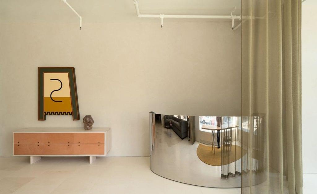 Architektki z Egg Collective otworzyły butik na Manhattanie