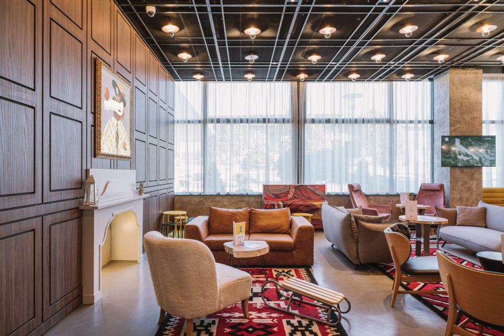Studio MIXD i projekt Ibis Hotel Sarajevo