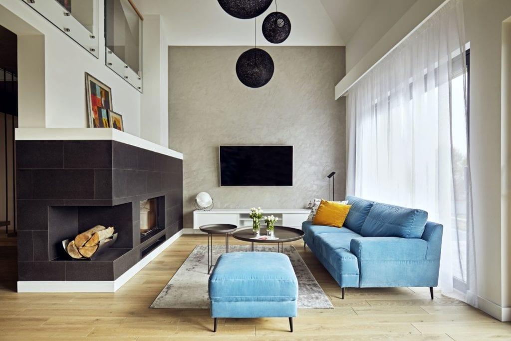 Salon od Kaza Interior Design