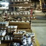 """Kolekcja """"Ludzie z fabryki porcelany"""" na wernisażu w Bułgarii"""