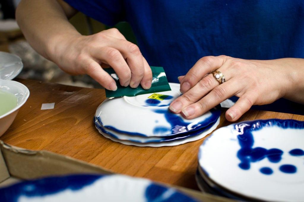 """Projekt """"Ludzie z fabryki porcelany"""""""