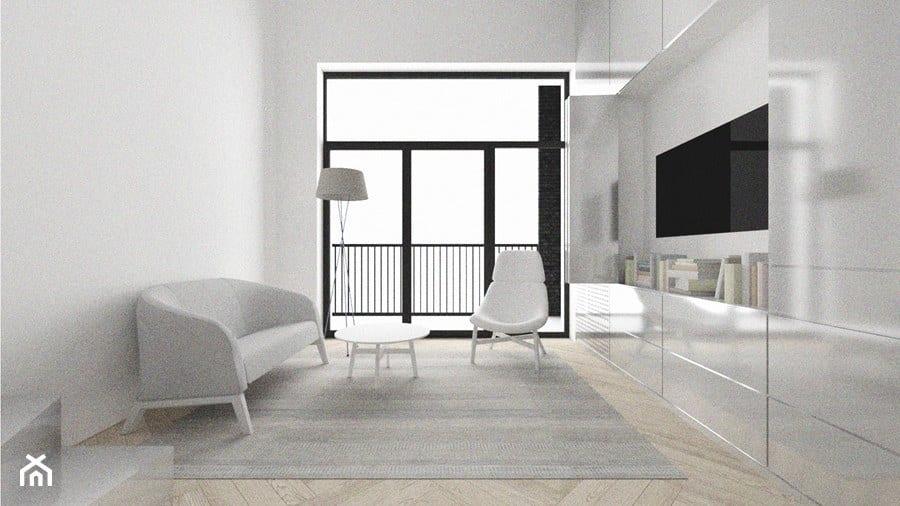 Mor e studio projekt wyróżniony w konkursie Homebook MINImum powierzchni MAXImum funkcjonalności