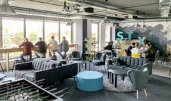 Poznańskie biuro software house'u STX NEXT