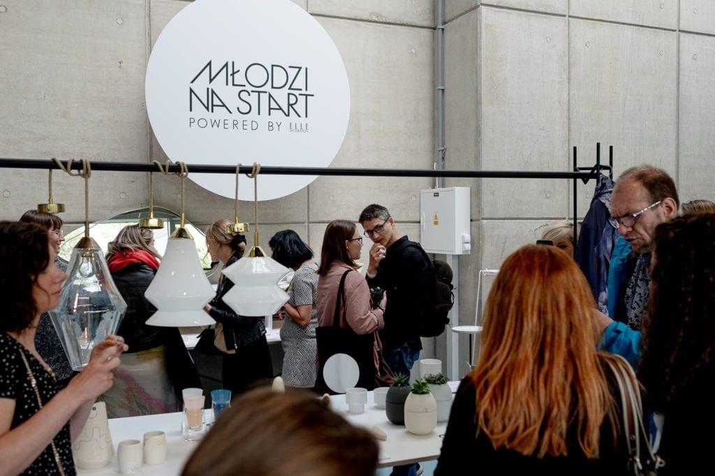 Wystawa Młodzi na Start