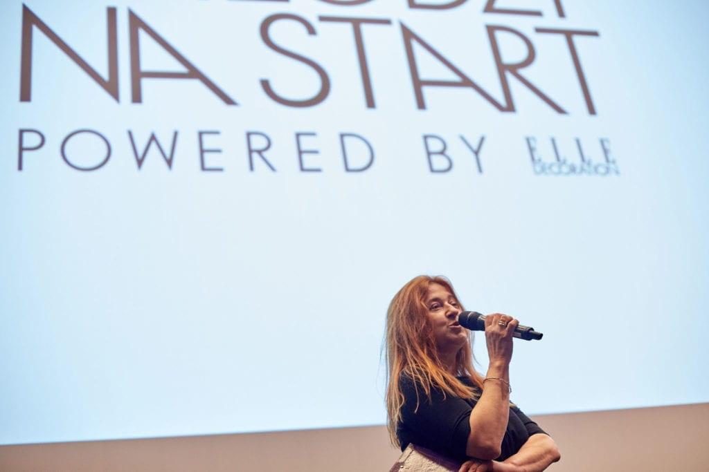 Ogłoszenie wyników Młodzi na Start - Małgorzata Szczepańska