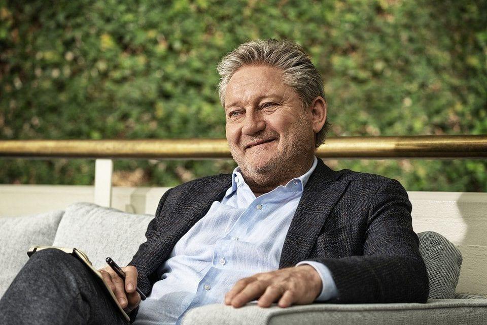 Duński projektant Anders Nørgaard