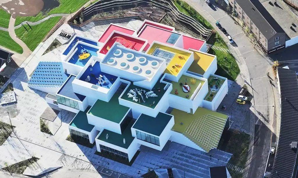 Centrum kreatywnosci Lego House