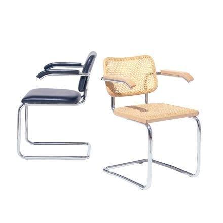 Cesca Chairs projekt Marcel Breuer Knoll