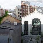 Renowacja budynku projektu Dorote Mandrup - założycielki Dorote Mandrup Arkitekter