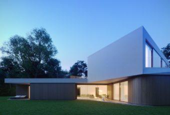 Dom Meandrowy projektu pracowni Banach Architeci