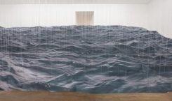 Miguel Rothschild i instalacja Elegy & De Profundis