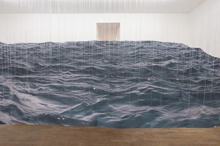 Instalacje artystyczne autorstwa Miguel Rothschild