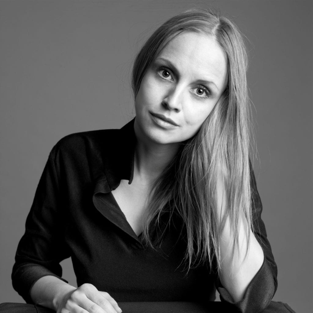 Projektantka Joanna Leciejewska - zdjęcie profilowe