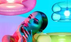 Big Colors – nowe kolorowe lampy od PUFF-BUFF