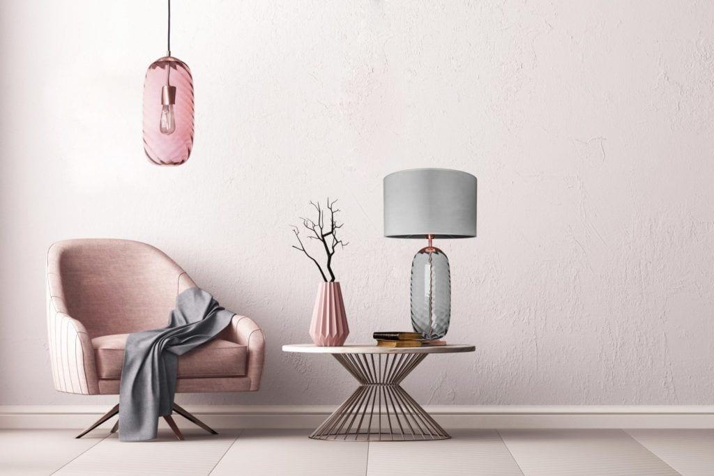 Kolekcja lamp Glass od Dekoluce - lampaAtria