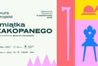 Konkurs Muzeum Tatrzańskiego na Pamiątkę z Zakopanego