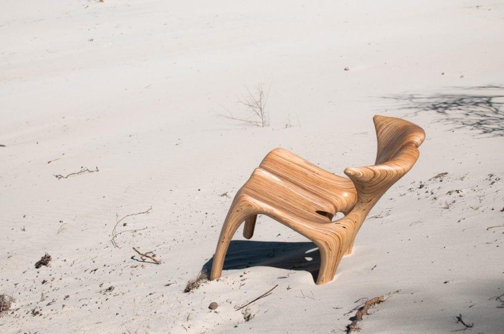 Krzeslo Dune od Nowyprojekt dostępne w Good Inside - wybieram polski design