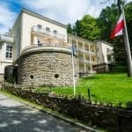Modrzewie Park Hotel ośrodek w sercu Pienin