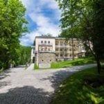 Modrzewie Park Hotel w sercu Pienin