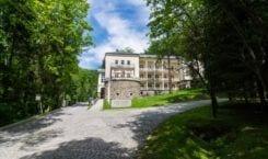 Modrzewie Park Hotel – willa w sercu Pienin