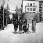 Stare zdjęcie Modrzewie Park Hotel ośrodek w sercu Pienin